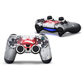 Hot Selling Controller Skin Sticker for PS4 Gamepads For Playstation 4