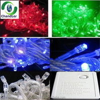 Led Waterproof Christmas Outdoor String Lights 220V/110V 50M 400LED light string