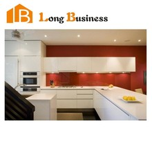 LB-JL1302 Luxury kitchen customized tow pack high gloss lacquer kitchen cabinets for sale for cooking/cuisine