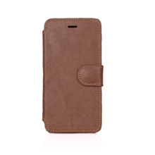 For iphone 6 4.7inch PU leather flip smart phone case
