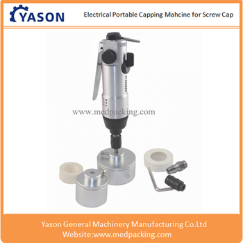manual plastic bottle capping machine