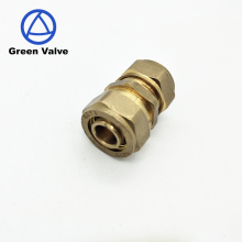Green-Gutentop Male Female parker Compression brass fittings for water system/ gas system/ oil system /media