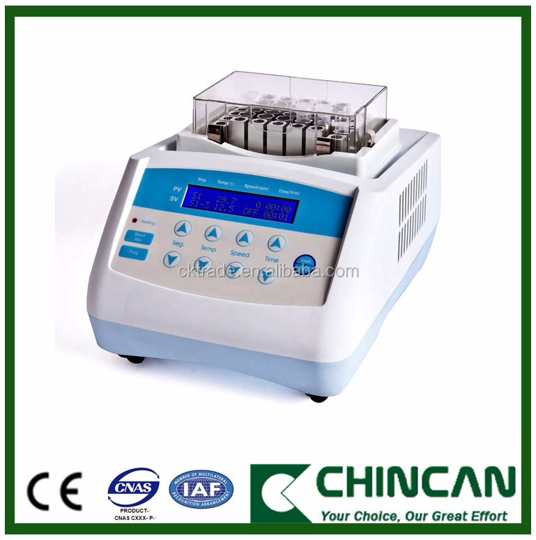 DLK series Low Temperature Cooling Machine Pump with Microcomputer control temperature, LCD display