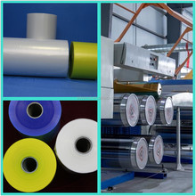 Colored Factory Sale Casting Packaging Shrink Wrap Stretch Cling Plastic Roll Film