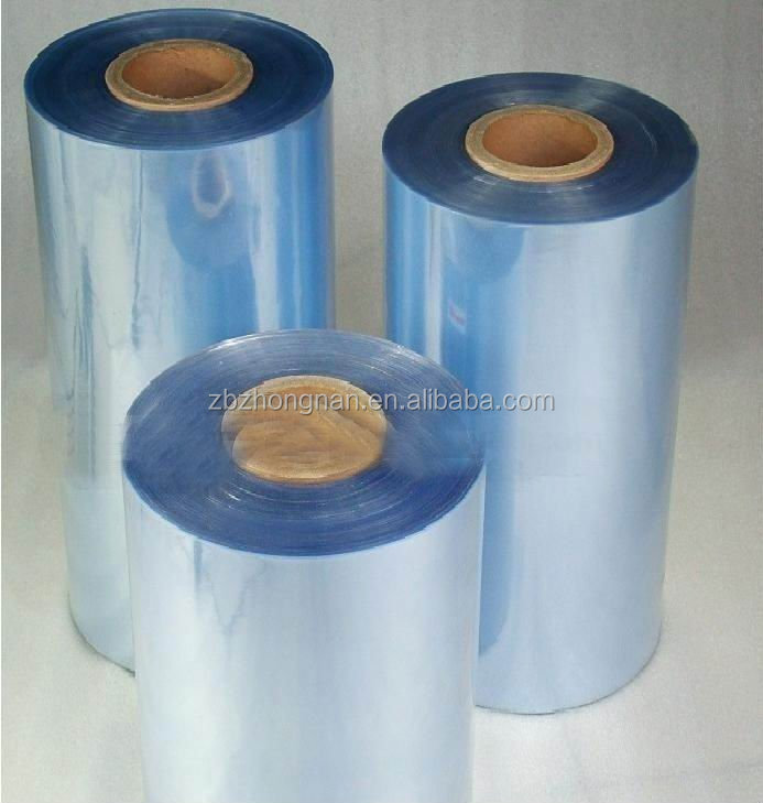 Pharma-grade PVC/PE/PVDC Coated Lamination Film For Packaging