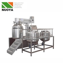 High quality Vacuum mixer homogenizer emulsifier machine
