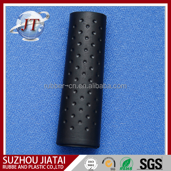 silicone rubber handle grip for bicycle
