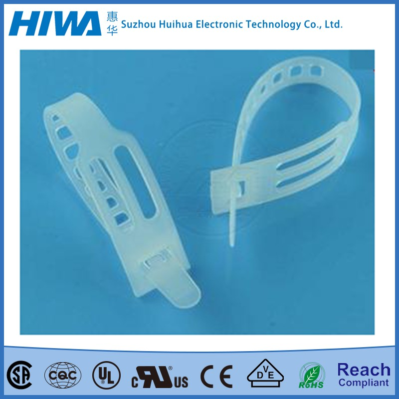Best seller plastic covered ladder steel zip ties made in China