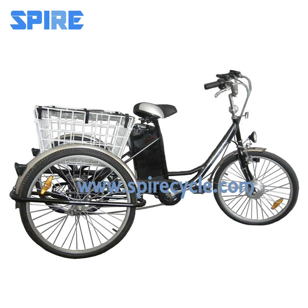 Top ten oem customized cargo trike electric adult tricycle
