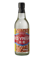 Natural brewed halal white rice vinegar