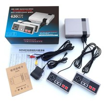 Retro Classic TV Mini Game Console, Built-in 620 Games, EU Plug