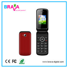 Hot Sales Mini Cute Flip Phone With Big Buttons