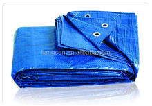 Blue Colour PE Tarpaulin Agricultural Ground Cover