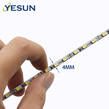 4MM Ultra thin SMD 3528 Led rigid Bar Strip for indoor led light box