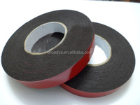 Water proof black color adhesive tape