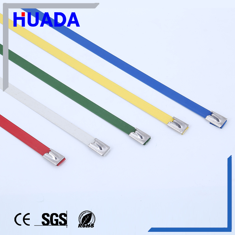Factory wholesale uk metal cable ties