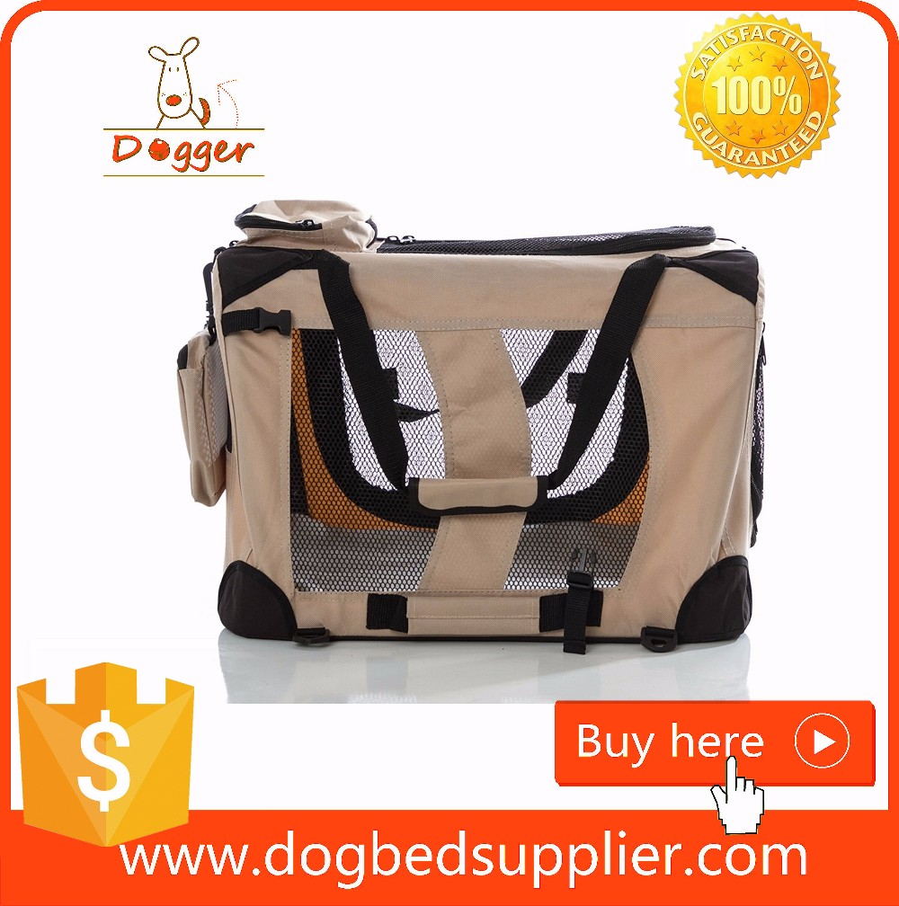 Foldable Bike Travel Bag Carrier Dog