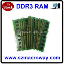 2013 Clearance stock full compatible ddr3 4gb second hand ram