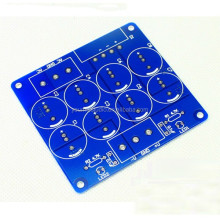 Factory Directly 8 Capacitors Edition Rectified And Filtered Power Amplifier PCB Bare Board Without Any Element