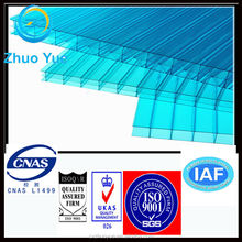sunlite polycarbonate sheet with uv-coat