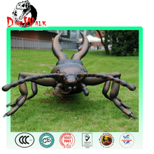 Dino0175 Sicence Museum Animatronic Emulation Realistic Robotic Insect Model