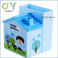 wholesale for advertising and promotional cartoon shape Pen Holder for office