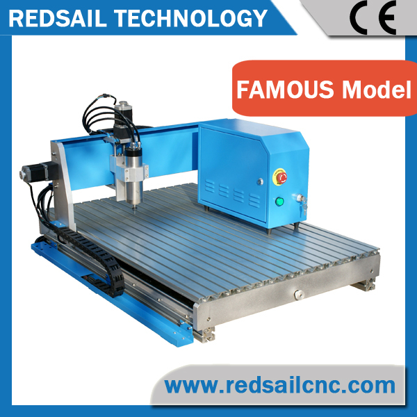 China great design mini cnc wood router 6090 with good performance