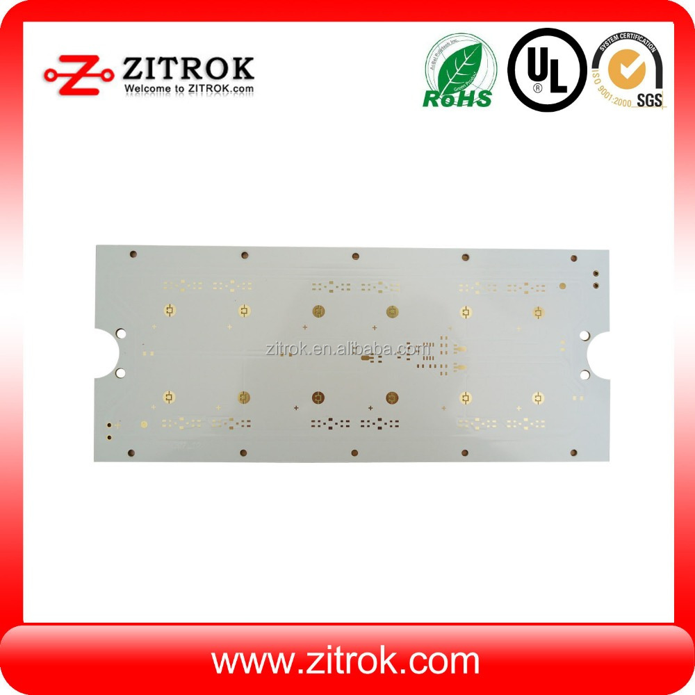 Reliable quality OEM/ODM ceramic pcb led prototype manufacturer