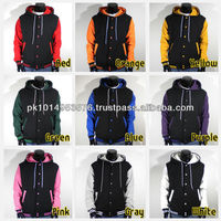 Varsity Jackets / Jackets With Fine Stitching & Best Fitting / Get Your Own Designed Varsity Jackets From Pakistan