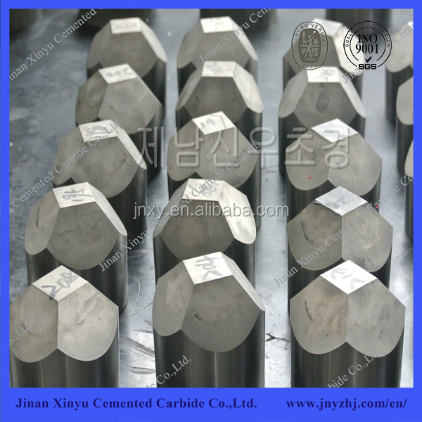 Tungsten Cemented Carbide Anvil for Diamond Production