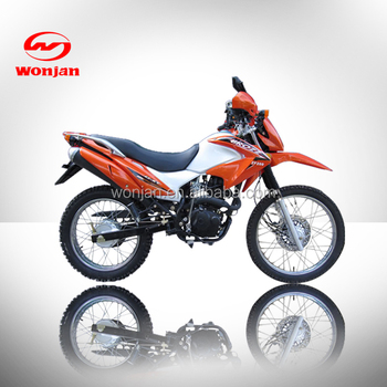 2017 new design 200cc off road motorcycle for sale