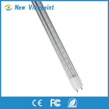 High quality low price Recessed 25-44w double line t8 cooler led tube light