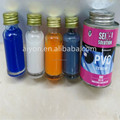 New PVC glue products with several color