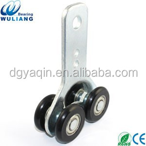 High quality sliding door pulley for sliding door trolley