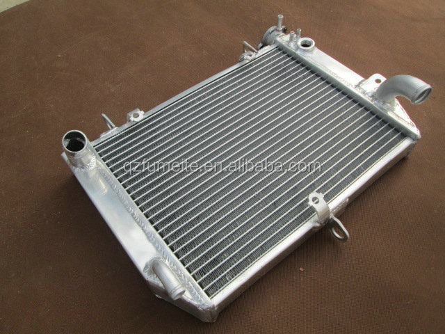 Motocross Bike Motorcycle Aluminum Radiator For Yamaha YZF-R6 R6 R 6 1999 2000 2001 2002 99 00 01 02