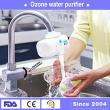 Low price Tap connected water filter factory ozone generator with super filtration