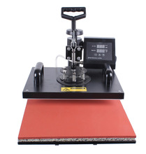 Have In stock double sided heat press machine heat press machine made in china