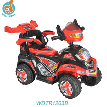 WDTR1203B China Factory Toys Car ,Baby Ride On Safty Motorcycle With Three Wheel