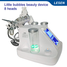 New Product 8In1 Meso Gun Portable Water Oxygen Jet Bubble Beauty Device