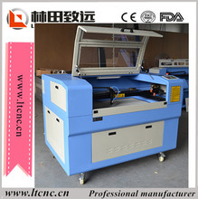 Wood / Acrylic / PVC / Plexiglass / Architectural Models / Rubber / Plates / Craft / Plastic CO2 80w co2 laser cutting machine