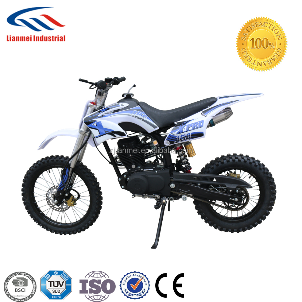 off road motorcycle with EPA and CE certification for sale