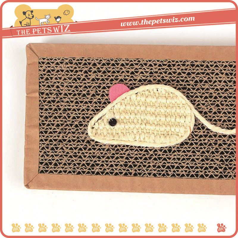 Cat kitten sisal scratching board ,AYug cat sisal scratching post for sale