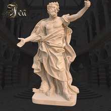 Most updated roman muscle man marble statues