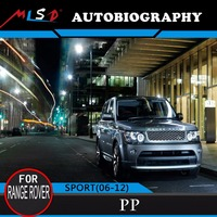 Auto Car Bumpers Autobiography style High Quality PP Material Perfect Fitment Body Kit for Range Rover Sport 06-13