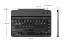Azerty German Spanish Layout Keyboard Wireless For Ipad Mini Case