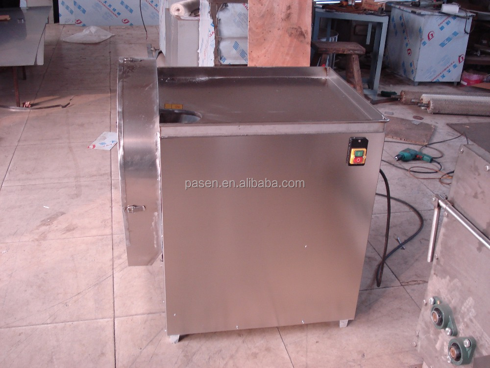 Electric automatic garlic/ginger/onion slicing/cutting machine