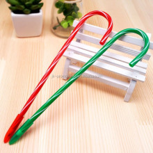 big christmas candy cane promotional ballpoint pen