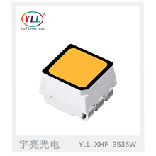 cheap price 2.8v 3.4v white 0.2w 60mA smart 3535 smd led specifications