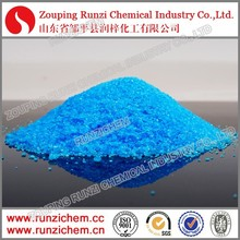 25% Good Price Blue Crystal Copper Sulphate/ Water Treatment Chemical Formula CuSO4 Copper Sulphate/ 98% Purity Copper Sulfate