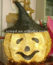 Various shapes halloween pumpkin for the club and hotel